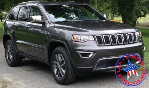2017 JEEP Grand Cherokee 5.7L Limited