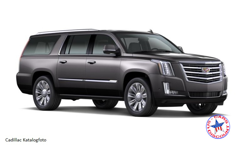 2018 cadillac escalade platinum esv 2 uscars discount. Black Bedroom Furniture Sets. Home Design Ideas