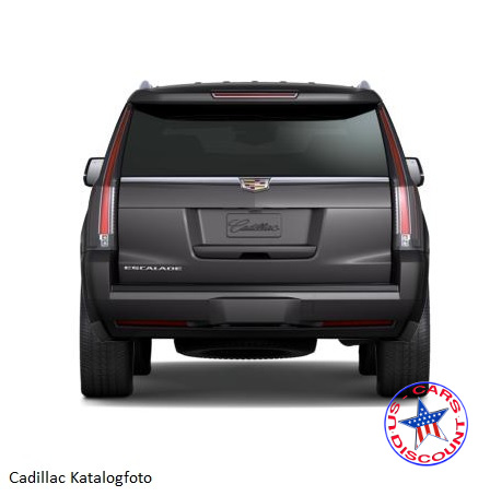 2018 cadillac escalade platinum esv 4 uscars discount. Black Bedroom Furniture Sets. Home Design Ideas